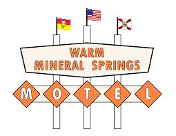 Warm Warm Mineral Springs Motel Florida