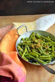 site cuisine indienne cuillère et charentaises haricots verts à l indienne curry