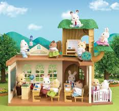 buy sylvanian families country tree