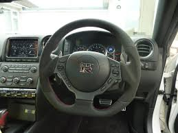 nissan gtr owners club new steering wheel fitted today by iain litchfield gt r register