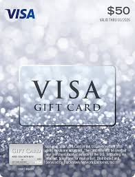 50 visa gift card plus 4 95 purchase fee gift cards