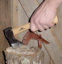 hults bruk hand forged swedish almike hatchet 1 lb swedish axe