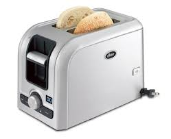 Toastess Toaster Oster 2 Slice Digital Countdown Toaster Brushed Stainless