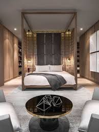 Bedrooms Asian Bedroom With Luxury by Glambarbie Luxury Bedroom Warm Dramatic High Contrast