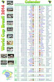 Country Flags Of The World Free Football World Cup Brazil 2014 Sweepstakes Excel Charts