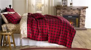 Plaid Bedding Set King Buffalo Plaid Quilt Set Collection Accessories