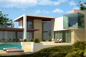 Modern Style Luxury Villa Exterior Bargain Modern Newly Built Luxury Villa For Sale Marbella Estepona