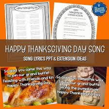 The Meaning Of Thanksgiving Day Thanksgiving Song