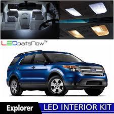 Ford Explorer Sport Price In India Amazon Com Ledpartsnow 2015 2017 Ford Explorer Led Interior