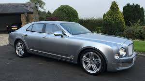 blue bentley mulsanne lister ceo selling his bentley mulsanne on ebay without reserve