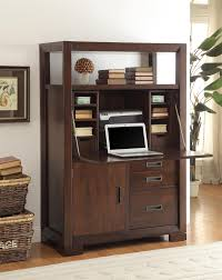 Computer Hutch Desk With Doors Furniture Workstation Desk With Hutch Office Armoire