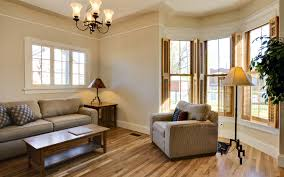 natural wooden oak flooring in modern apartment living room ideas