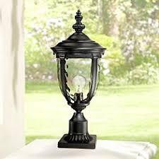 outdoor post lights lamp post light fixtures lamps plus