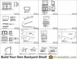 6x12 lean to shed plans 6x12 storage shed plans icreatables com
