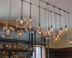 Edison Ceiling Light Diy Oversize Ceiling Light Google Search Lighting Pinterest
