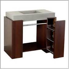 42 Inch Bathroom Vanities by 42 Inch Vanity Single Sink Bathroom With Right Offset Bathroom