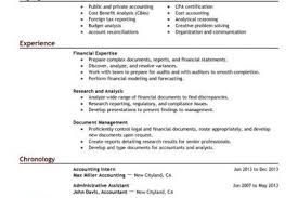 Staff Accountant Resume Samples by Accounting Resume Examples For Finance Reentrycorps