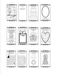 free printable wedding activity book for kids free printables