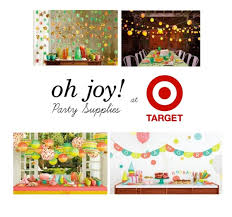 oh joy target oh joy party supplies at target momtrends