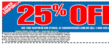 harbor freight 25 coupon discount code foot locker