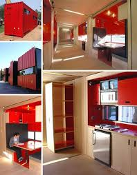 Best Container Homes Images On Pinterest Architecture - Container home interior design