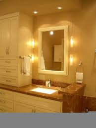 led lighting for bathrooms