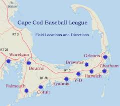 plays on cape cod cape cod baseball league field directions