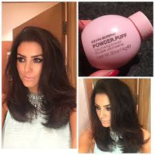 hair puff hair must the kevin murphy powder puff volumising