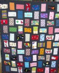 patterns frequently used by quilts for volunteers