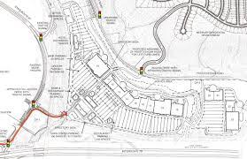 construction site plan newbury marketaerial update of newbury market