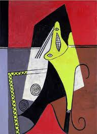 Dora Maar In An Armchair The Zentrum Paul Klee Meeting Place Of Klee And Picasso The