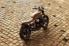 custom honda custom honda cb750kz moto rivista
