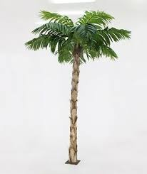 artificial palm trees the peruvian palm tree large 8ft