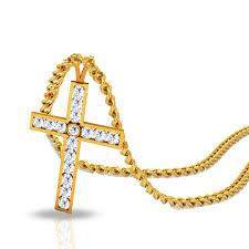 diamond studded holy cross diamond studded pendant jacknjewel