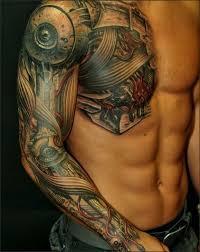 83 alluring half and sleeve tattoos