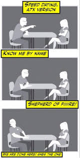 Speed Dating Meme - a7x memes on twitter speed dating theofficiala7x style http