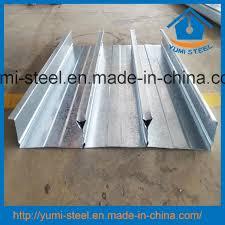 Yumi Floor L China Building Material Corrugated Galvanized Steel Deck Flooring