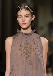 discover the hair show valentino spring 2016 couture dress pfw ss16 65 snake jewelry hair
