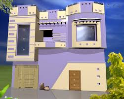 3d home design 5 marla beautiful modern home designs architect front elevation house
