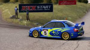 subaru sti rally car steam community guide dirt rally skins
