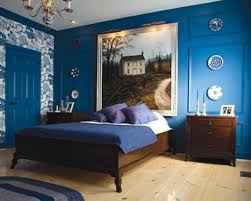 Artistic Bedroom Ideas by Bedroom Blue Paint Home Decor Gallery