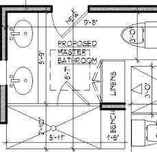 Floor Plans For Bathrooms With Walk In Shower Master Bathroom Floor Plans With Walk In Shower Bellaria In