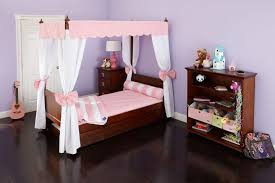 Little Girls Twin Bed Bedroom Ideas Fabulous Canopy Sets With Curtains Platform For