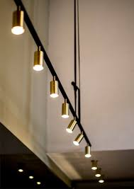 Ceiling Track Lighting Fixtures Best Suspended Track Lighting Fabrizio Design Configurable