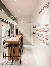 Floor Plan Small Nail Salon Interior Design Ideas Architecture - Nail salon interior design ideas