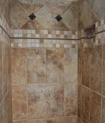 Tiled Shower Ideas by Bathroom Ceramic Tile Shower Ideas Tiles Design Accent Bathroom