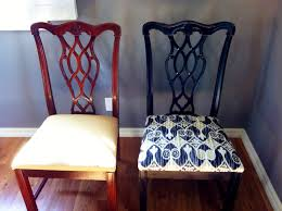 Build Dining Room Chairs Living My Style Diy Dining Room Chair Makeover