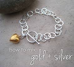 white gold jewelry bracelet images Mixing gold and silver jewelry already pretty where style jpg