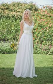 flowy wedding dresses flowy wedding gowns cheap chiffon bridal dresses dorris