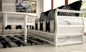 canap nimes canape nimes top canap nimes panoramique blanc et noir mridienne